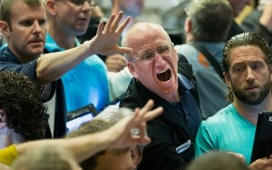 Global Markets Continue Last Week's Steep Decline