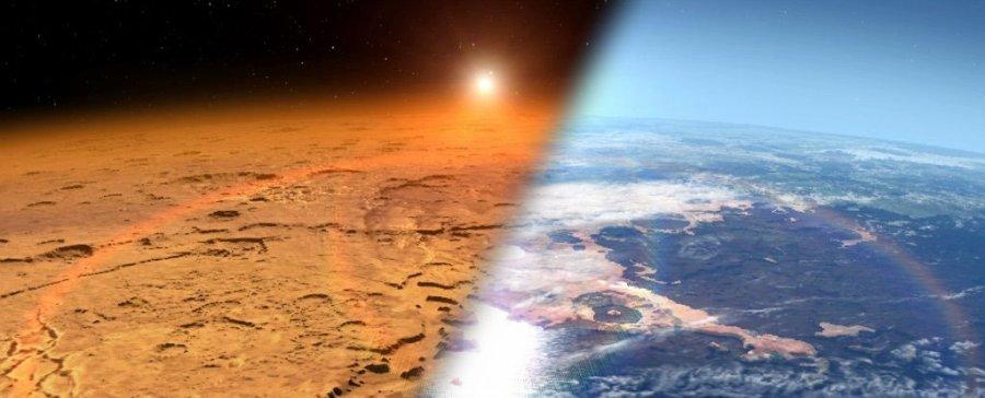 NASA veut lancer un champ magnétique géant à faire Mars Habitable